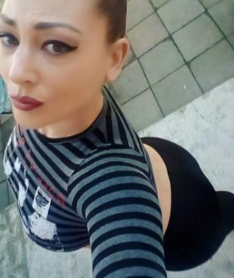 Роскошная сербка Наталия