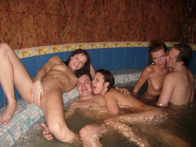 Подборка фоток группового секса