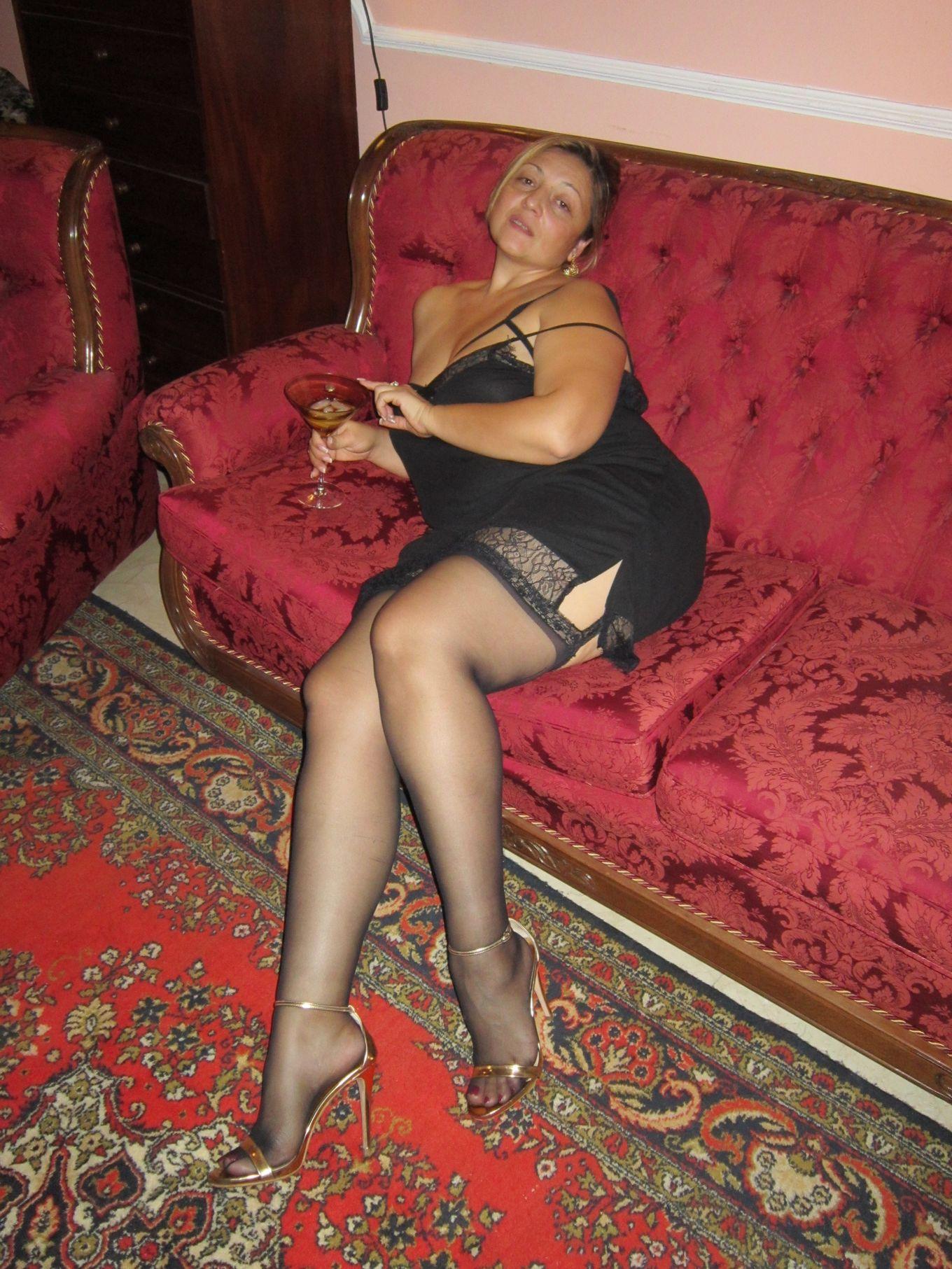 Сексуальность зрелой дамочки