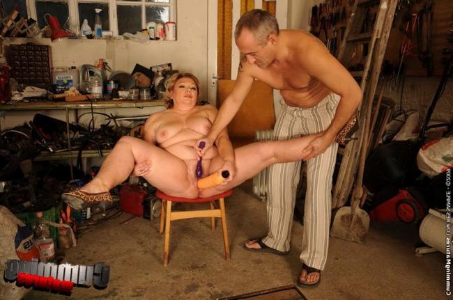 Взрослая милфа заставила своего сына заняться жестким перепихоном фото порно