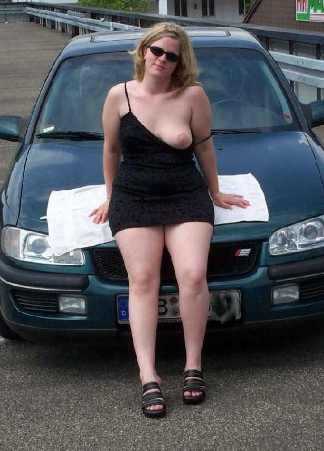 Раздетые в машине - подборка 000